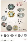 Spot Halogen 6085/H6 nichel satin + crom  KL 1068 Klausen