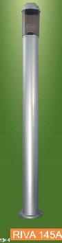 Lampi de gradina/Stativ de montaj pentru corpurile RIVA 145A, 145B, KL-32-BRILUX