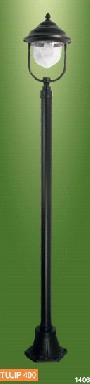 Lampi de gradina TULIP 100, 200, 300, 400-BRILUX